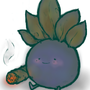 Oddish: blunt about to happen by Forty-One