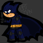 Batman by SirWilliamIII