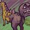 Girafarig is a palendrome