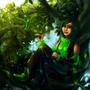 Green by xaolan