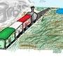The Paint Train by UltimateSavior