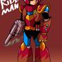 Rideman by Elcamaron