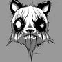 Black Metal Panda by ShawnCoss