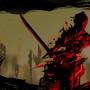 The bloody samurai