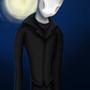 Slender Man by AwkwardIisko