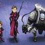 Random Character concepts by BagamCadet