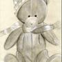 Teddy Bear Sketch by xblazingstar94x
