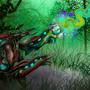 Deep Forest by jaschieffer