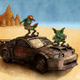 The Riot Mobile by Hyptosis