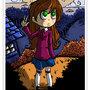 School Girl by knightsproject