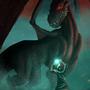sorcerer's dragon by shammiemaa