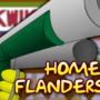 Flanders Killer Art by Aprime