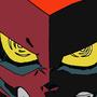 Gurren face by jaguare19