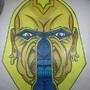 18x24-iam mars the god of war! by jwaphreak
