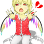 Flan needs a hug by Y0k41