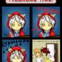 Koakuma Time 1 by Y0k41