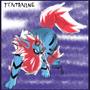 30min challange:Fusion Pokemon by urzza-kangaa