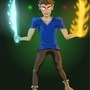 My World of Darknes character by AgentofDarkness