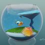 Fish Bowl by jagondudo