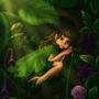 Little Fairy by xaolan