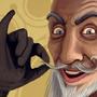 Giles Glazer, Bounty Hunter! by TurkeyOnAStick