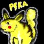 Pikachu by krimmson