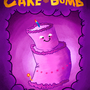 Cake Bomb by theredcastlecrasher