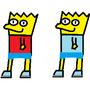 Bart Simpson :D