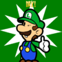 Luigi Father's Day Poster by Flashlight237