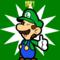 Luigi Father's Day Poster