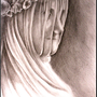 Veiled Vestal Virgin by yoker