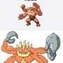 Kingchamp! New Pokemon Fusion by JackSquatJB