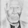 Morgan Freeman (AKA God) by agentspymonkey