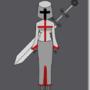Light Templar Female Set by Tich212