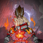 Volcanic Demon: Darkstar