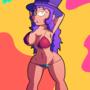 Generic Alula in Bikini Thing by Twisted4000