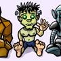 Artificial Creatures by CarnieVorex