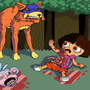 Dora goes Explorin' by BlackLemons