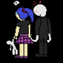Slendy child in love by JustAnotherOrganism