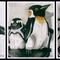 Penguin Triptych