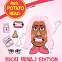 Nicki Minaj Potato Head by RottenComix