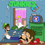 Super Mario Junkies by RottenComix