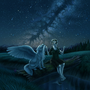 Under the Stars by Maquenda