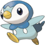 Piplup by huntinglegend120
