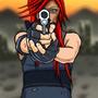 Gun Focus by Rennis5