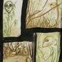 arboretum watercolors by linda-mota