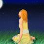 Moon Girl by PKShayde