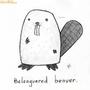 Beleaguered beaver. by CloseToGhost