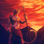 Warrior of the Sun by Maquenda