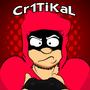 Cr1TiKal by killerdoegirl
